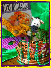 ZeBot New Orleans Mardi Gras